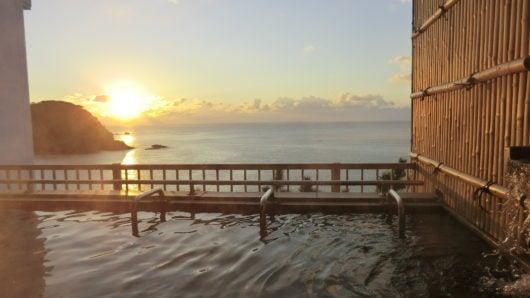 えびす洞温泉朝日