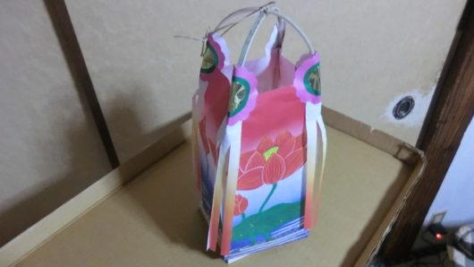 香川でお盆に使われる墓灯籠