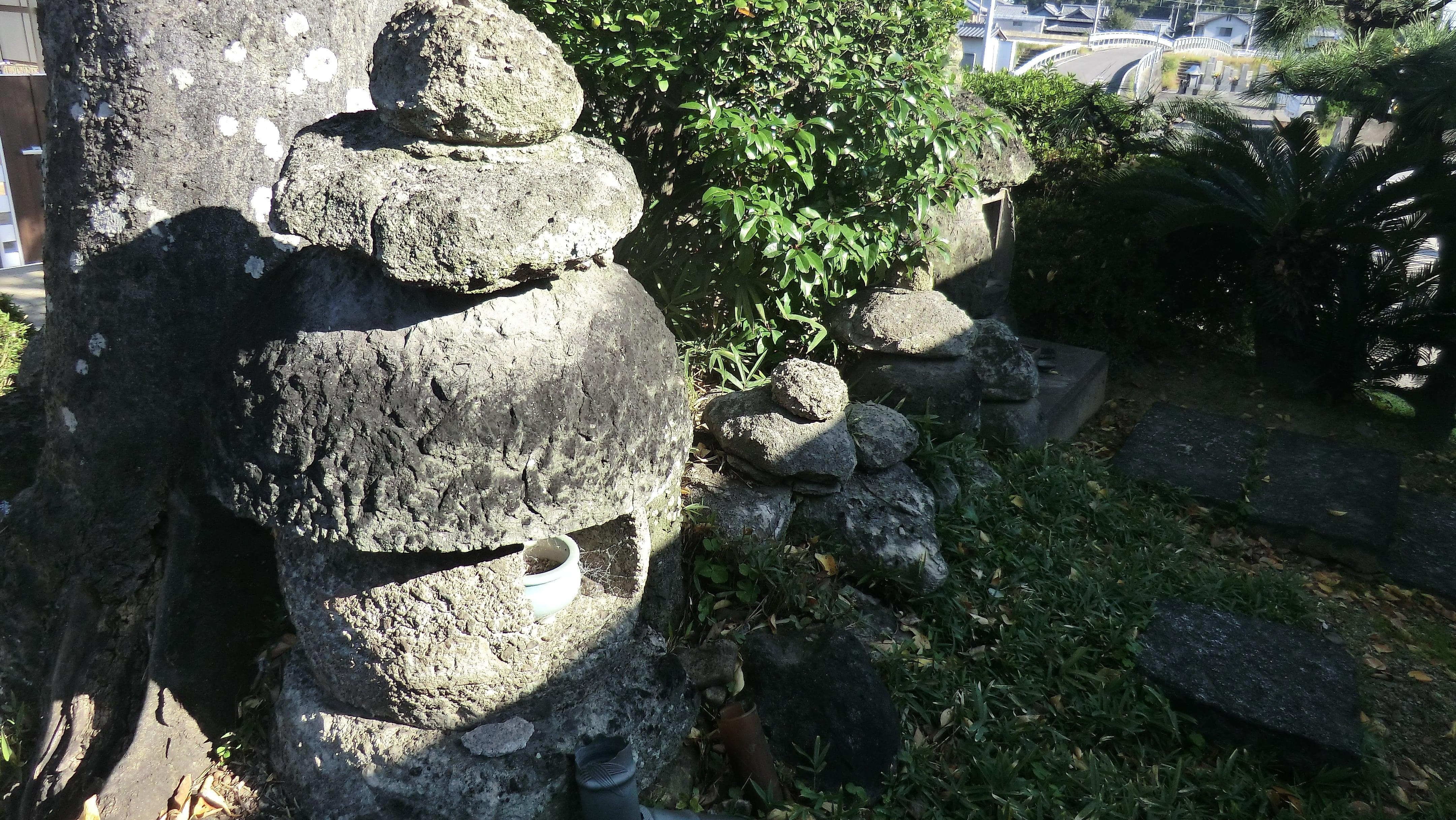 「みはか」の五輪の墓