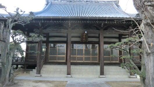 円龍寺の本堂、地震に耐えられるか