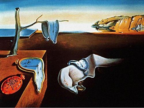 サルバドール・ダリ『記憶の固執』1931年製作