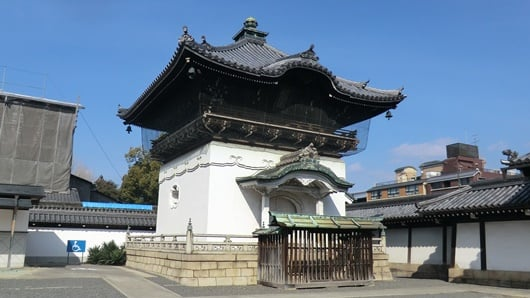 The Kyozo (sutra repository) Koshoji